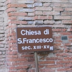 """La Chiesa del CONVENTO S. FRANCESCO-S. MINIATO • <a style=""""font-size:0.8em;"""" href=""""http://www.flickr.com/photos/92853686@N04/42956904694/"""" target=""""_blank"""">View on Flickr</a>"""