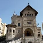 """Villino Florio - Nel grande parco dei Principi di Butera, i Florio vollero costruire, nel 1899, una villa nello stile dei tempi e la commissionarono ad Ernesto Basile • <a style=""""font-size:0.8em;"""" href=""""http://www.flickr.com/photos/92853686@N04/33357795240/"""" target=""""_blank"""">View on Flickr</a>"""