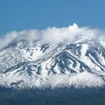 "L'Etna con la prima neve vista dalla pianura • <a style=""font-size:0.8em;"" href=""http://www.flickr.com/photos/43732391@N00/15643474895/"" target=""_blank"">View on Flickr</a>"