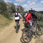"In MTB alla Sughereta di Niscemi • <a style=""font-size:0.8em;"" href=""http://www.flickr.com/photos/92853686@N04/26011792627/"" target=""_blank"">View on Flickr</a>"
