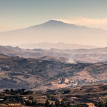 """The volcano Etna - Sicily landscape - Sguardi che si incrociano • <a style=""""font-size:0.8em;"""" href=""""http://www.flickr.com/photos/99966621@N04/15733520805/"""" target=""""_blank"""">View on Flickr</a>"""